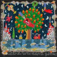 Seri 50x50 N L'albero dei cuori
